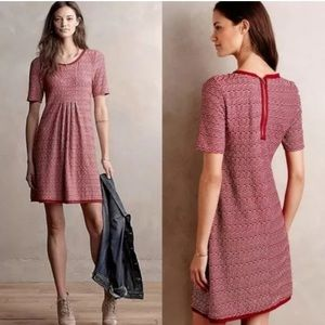 Anthropologie Maeve M dressy casual summer dress